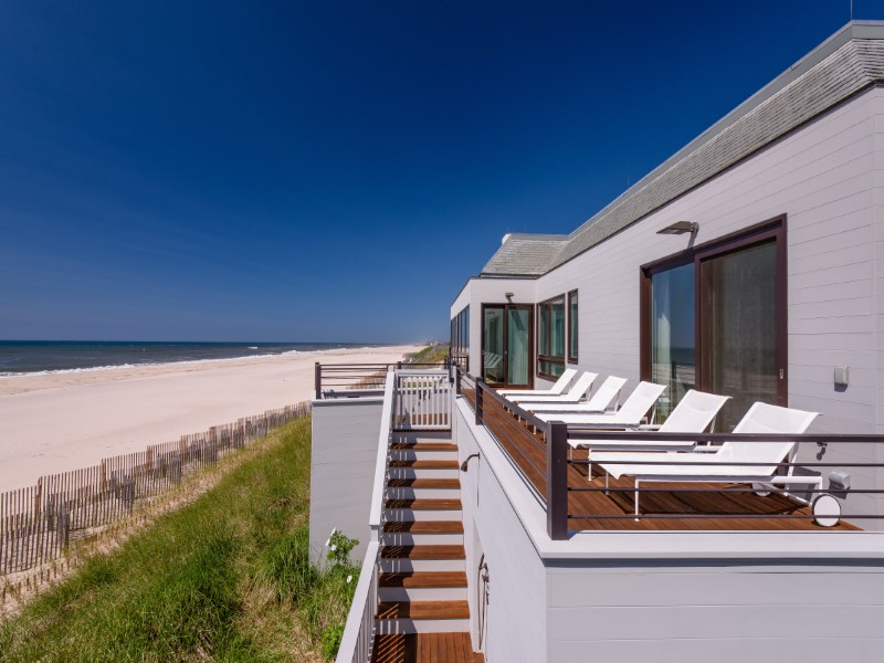 Moradia para Venda às Oceanfront Protected Views and Tennis Bridgehampton, Nova York 11932 Estados Unidos