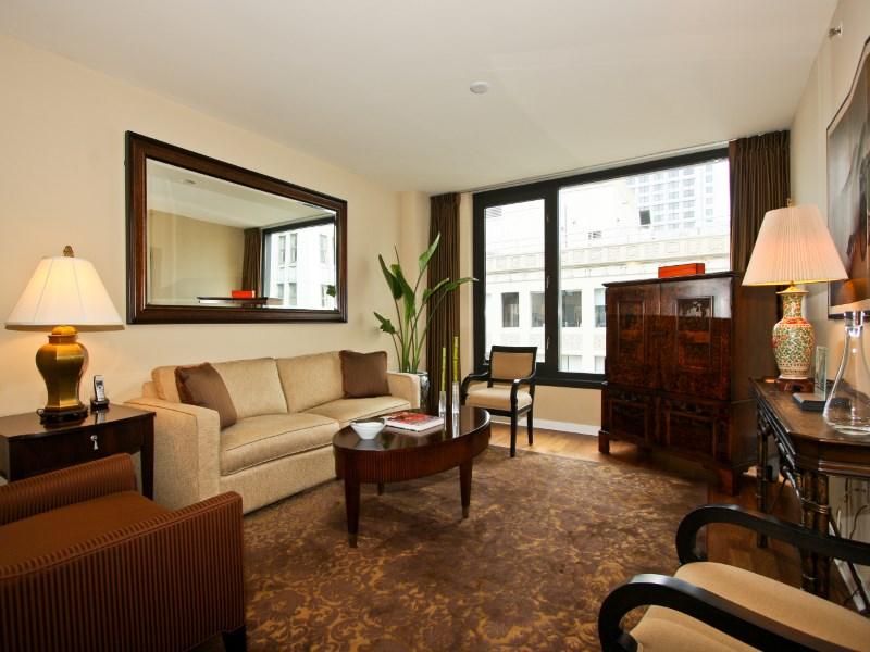共管物業 為 出售 在 Gorgeous Luxury Condo with Views San Francisco, 加利福尼亞州 94105 美國