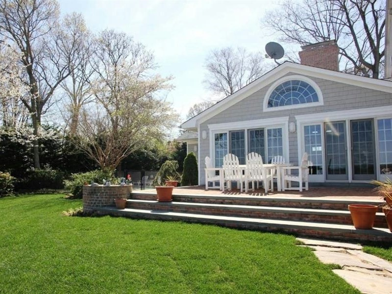 Property Of Sag Harbor Waterfront with Dock and Pool