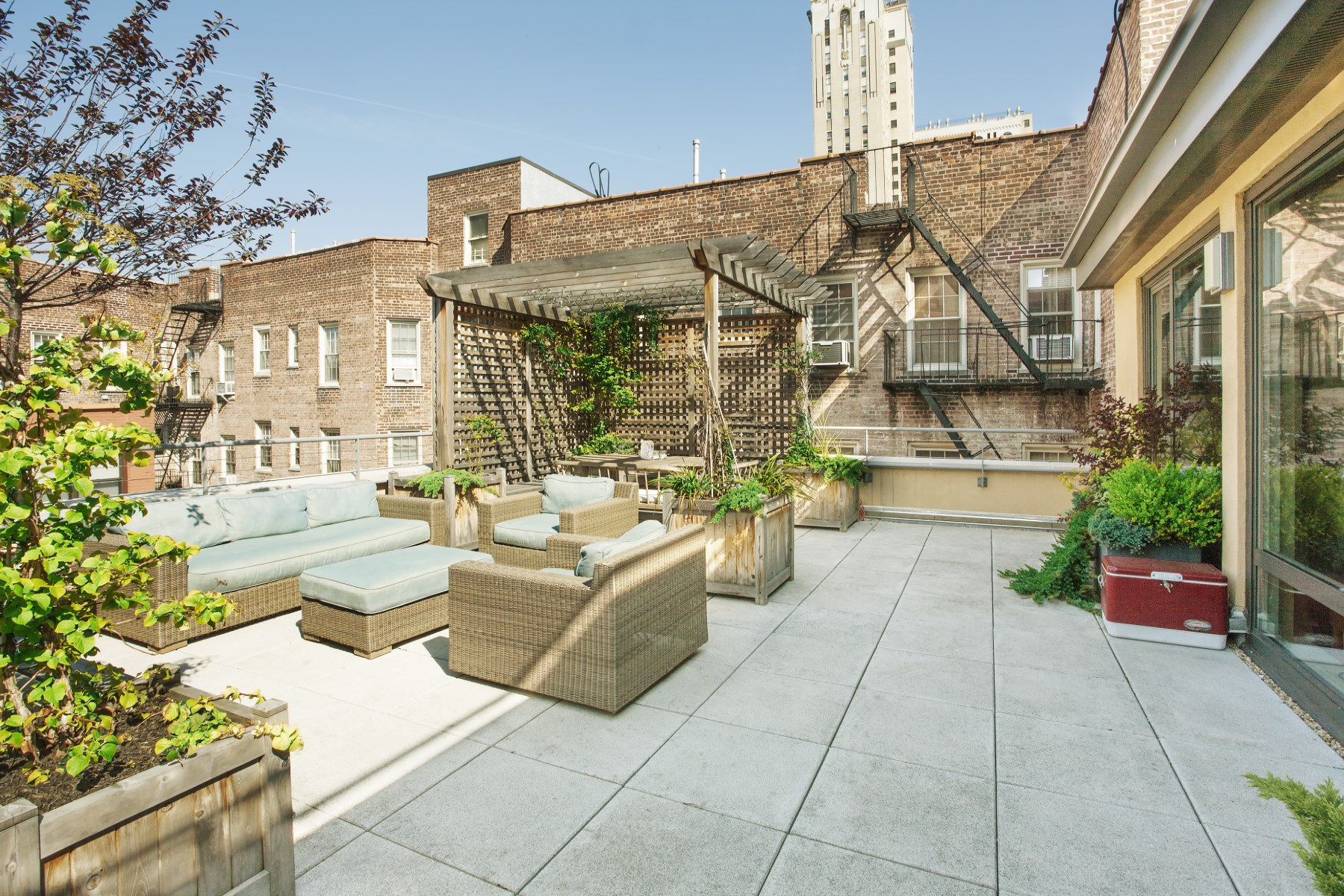 rentals property at Brooklyn Heights Penthouse with Parking