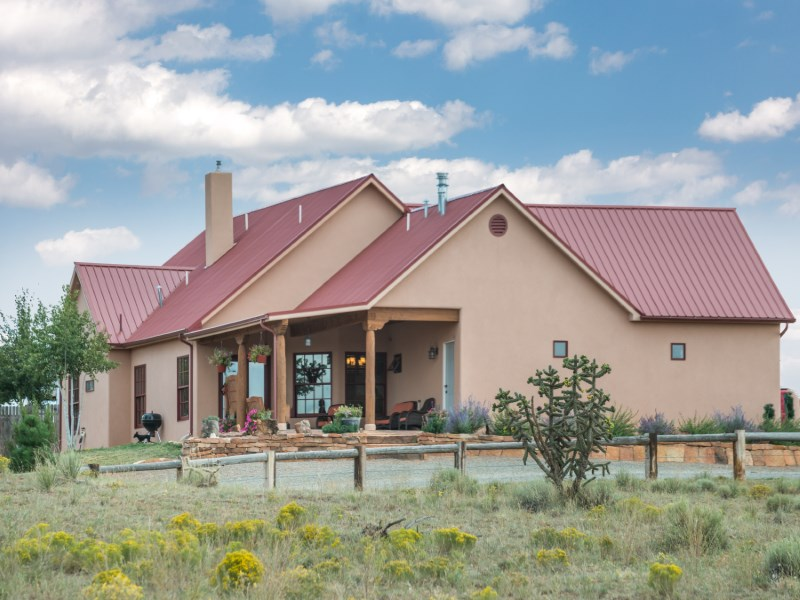 Single Family Home for Sale at 59 A Southfork Road Santa Fe, New Mexico 87508 United States