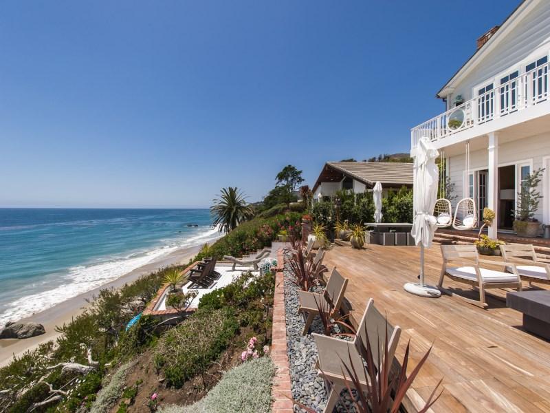 단독 가정 주택 용 임대 에 Broad Beach Vacation Home 31740 Broad Beach Road Malibu, 캘리포니아 90265 미국