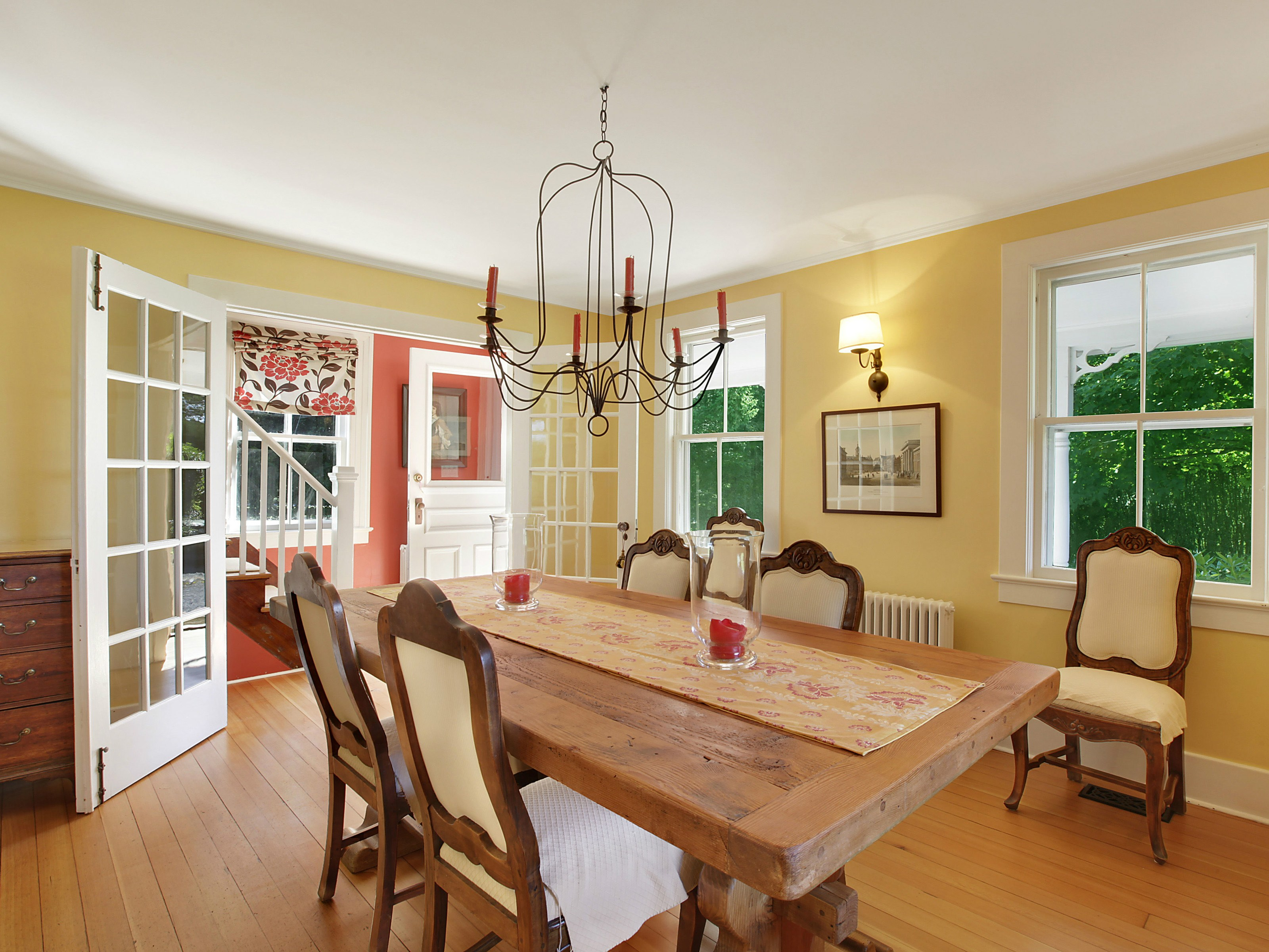 Property Of 1780s Renovated Bridgehampton Farmhouse