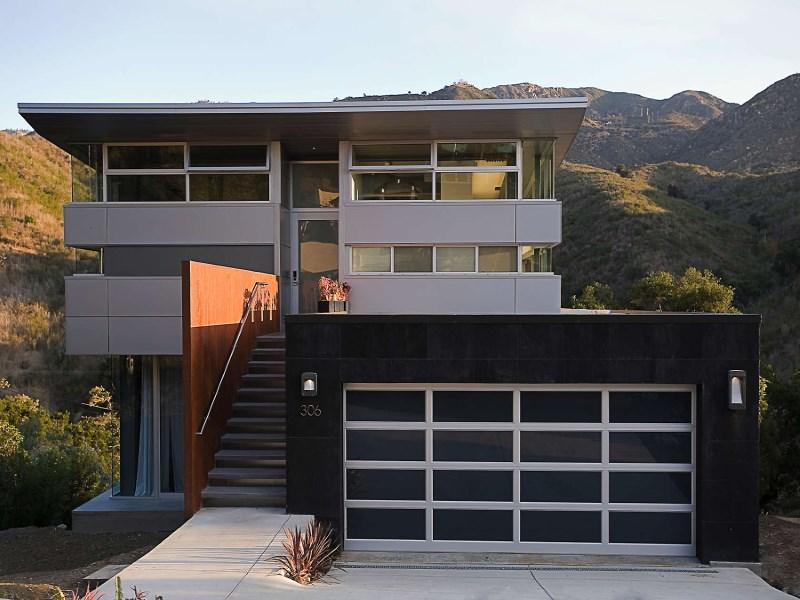 Vivienda unifamiliar por un Venta en Stunning 2014 Contemporary 306 Sherman Road Santa Barbara, California 93103 Estados Unidos