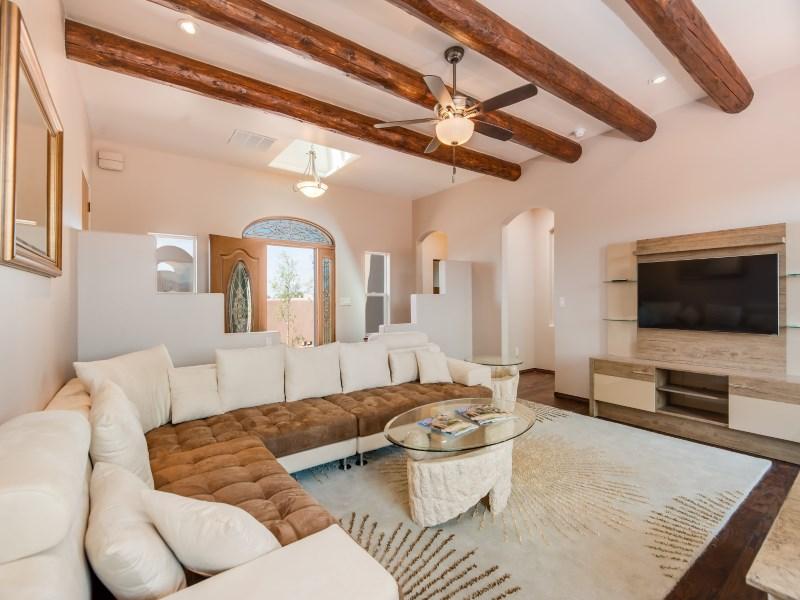 Maison unifamiliale pour l Vente à 1573 Kachina Ridge Santa Fe, New Mexico 87507 États-Unis