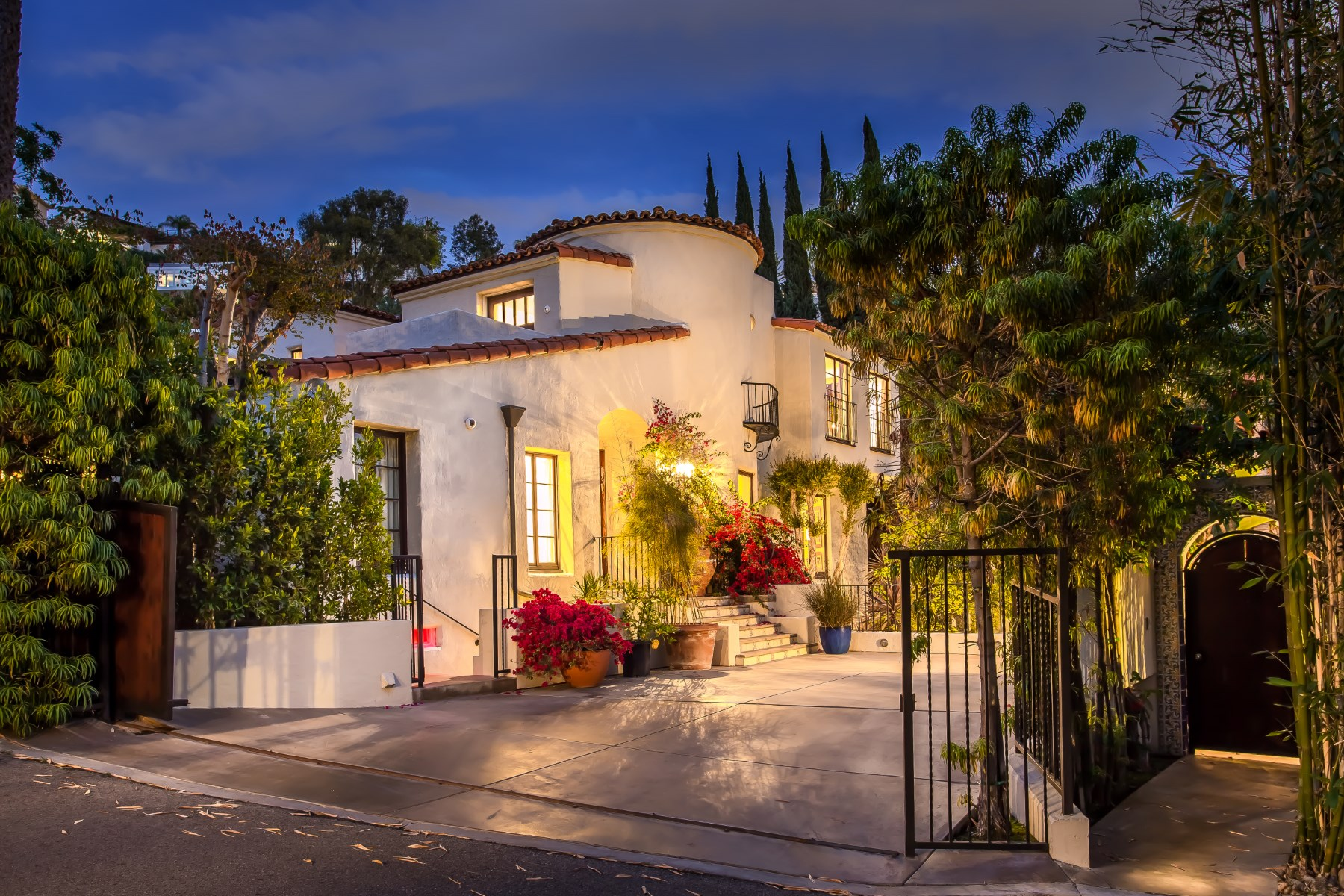 sales property at Spanish Charmer in the Sunset Strip