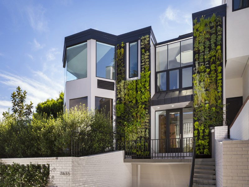 Single Family Home for Sale at Architecture, Nature, and Design 2635 Broadway St Pacific Heights, San Francisco, California 94115 United States