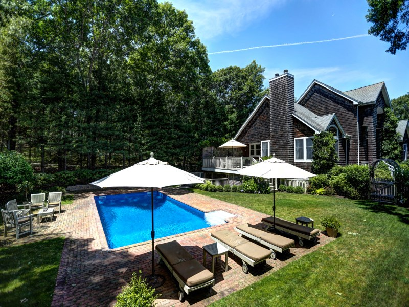 Single Family Home for Sale at Meticulously Maintained Traditional Southampton, New York 11968 United States