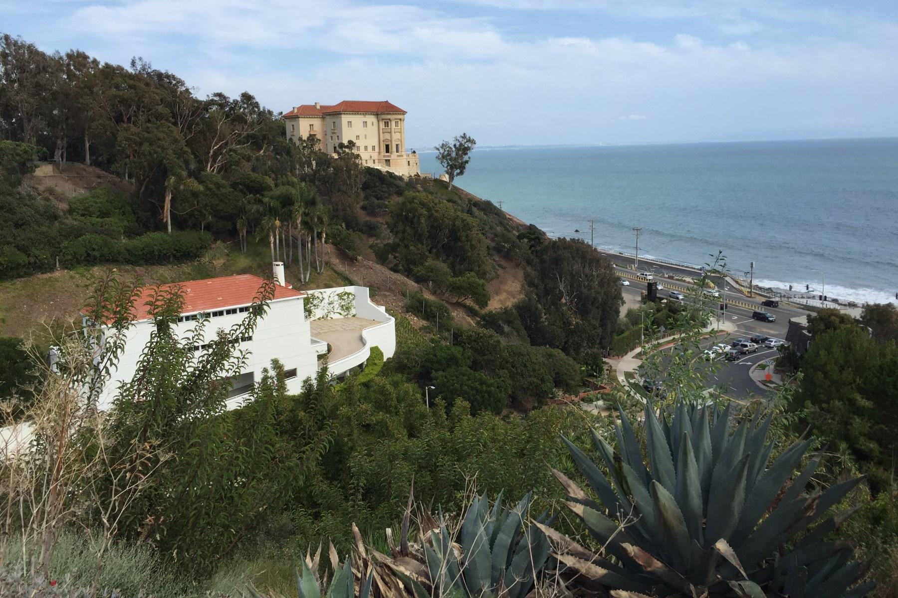Land for Sale at Development Opportunity by Getty Villa 0 Coastline Drive Malibu, California 90265 United States