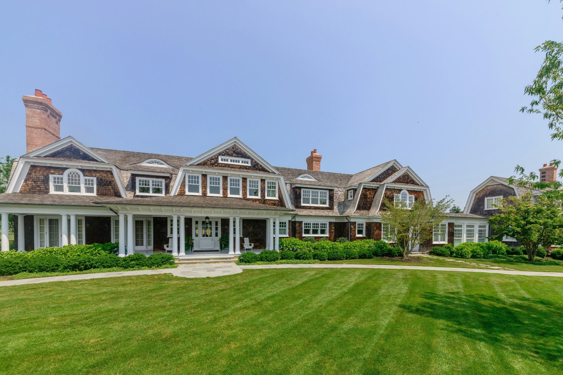 Casa Unifamiliar por un Venta en Further Lane Farm East Hampton Village, East Hampton, Nueva York 11937 Estados Unidos