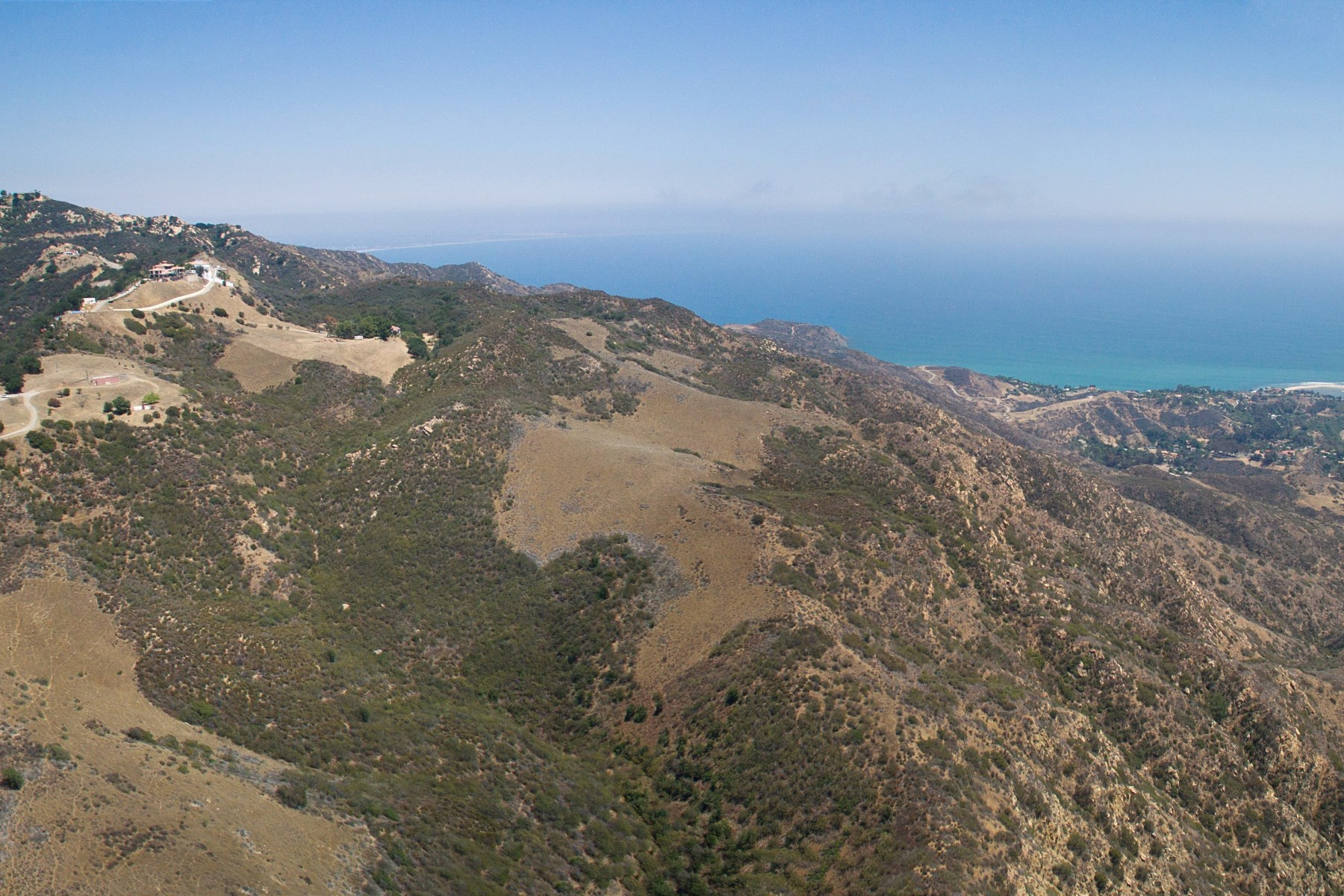 Terreno por un Venta en Approx 80 Acre Ocean View Burnout Lot 24800 Piuma Rd Malibu, California, 90265 Estados Unidos