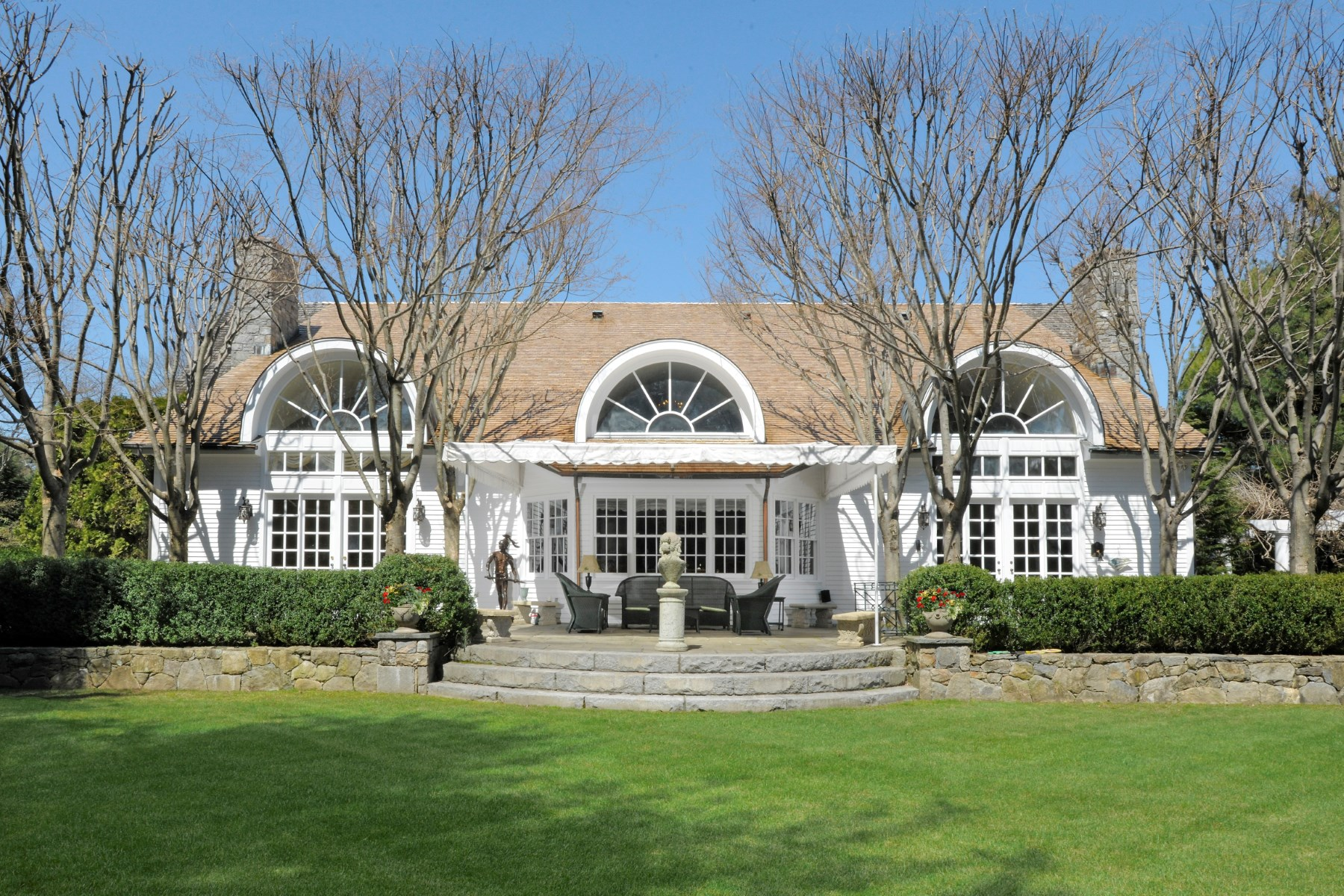 Single Family Home for Sale at 277 Round Hill Road, Greenwich CT Greenwich, Connecticut, 06831 United States
