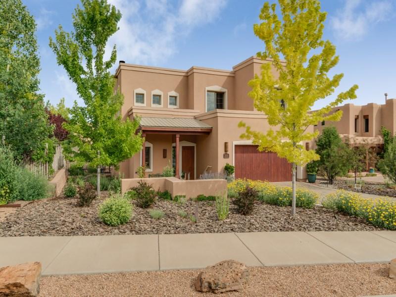 Single Family Home for Sale at 1723 Ridge Point Loop Santa Fe City Northwest, Santa Fe, New Mexico 87506 United States