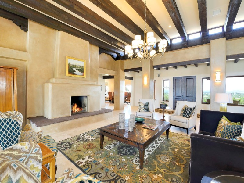 Single Family Home for Sale at 7 Cholla Circle Santa Fe City Northwest, Santa Fe, New Mexico 87506 United States