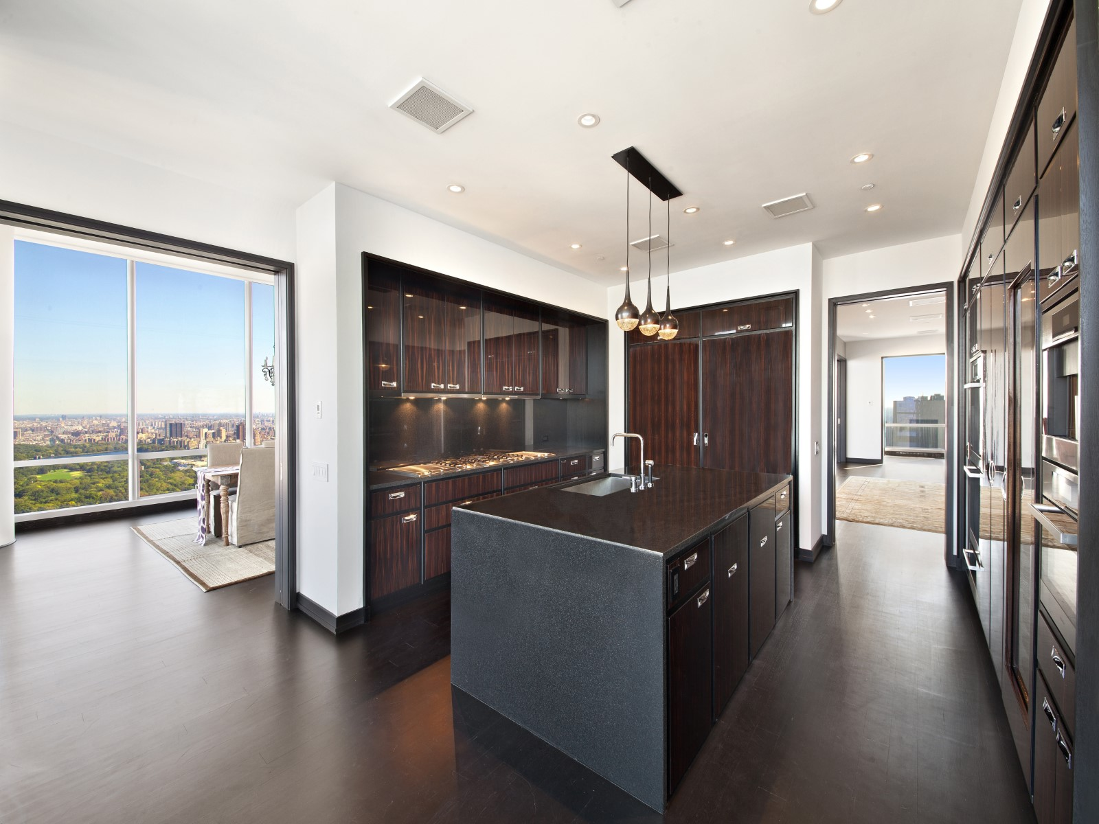 Property Of 57 Linear Ft Overlooking Central Park