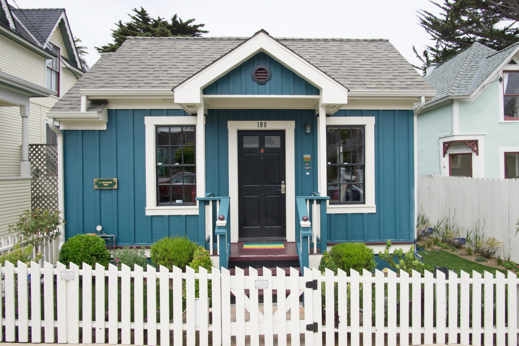 Single Family Home for Sale at 108 19th Street, Pacific Grove Pacific Grove, California, 93950 United States