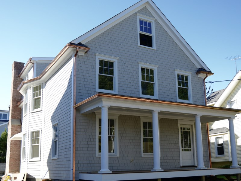 独户住宅 为 销售 在 New In-Town Construction 130 Havemeyer Place South Of Parkway, Greenwich, 康涅狄格州 06830 美国