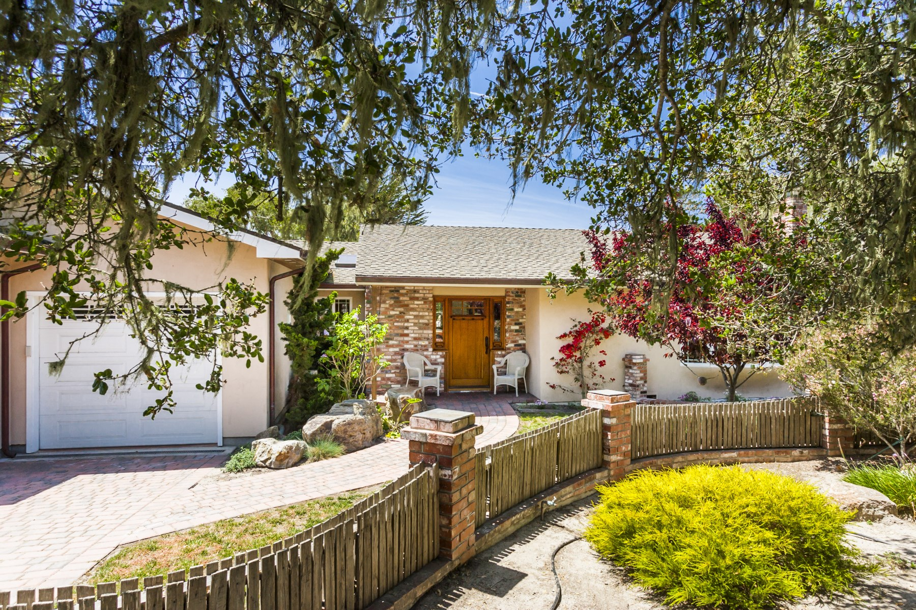 Single Family Home for Sale at Fabulous Location and Fabulous Home! 3030 Stevenson Dr Pebble Beach, California 93953 United States
