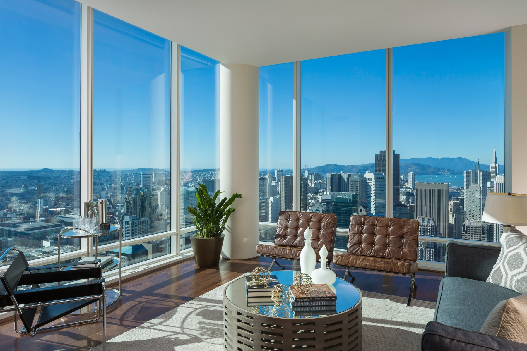 Property For Sale at San Francisco's Highest Penthouse
