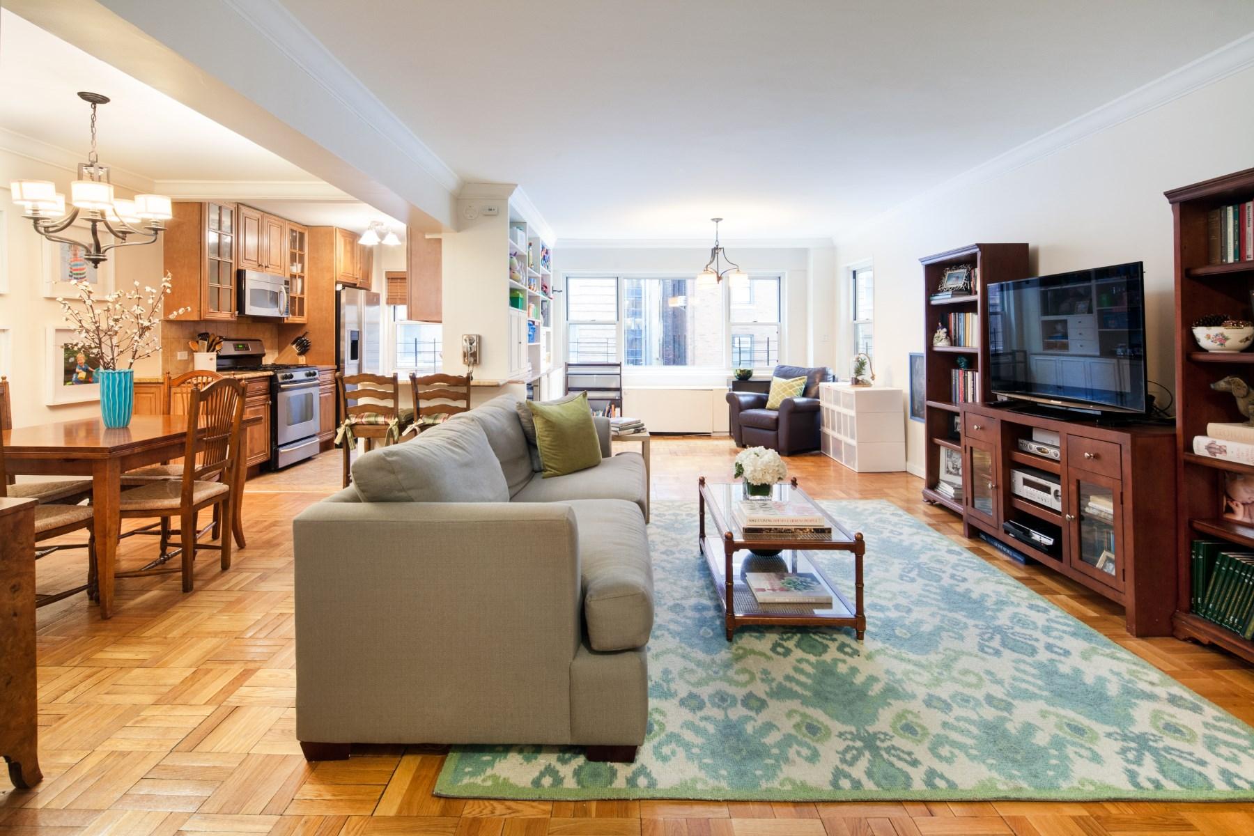 Copropriété pour l Vente à 100 West 57th Street Upper West Side, New York, New York 10019 États-Unis