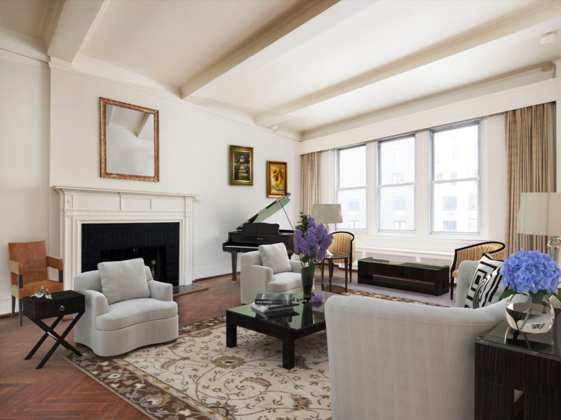 Co-op for Sale at 33 East 70th Street, Apt. 8D 33 East 70th Street Apt 8d Upper East Side, New York, New York, 10021 United States