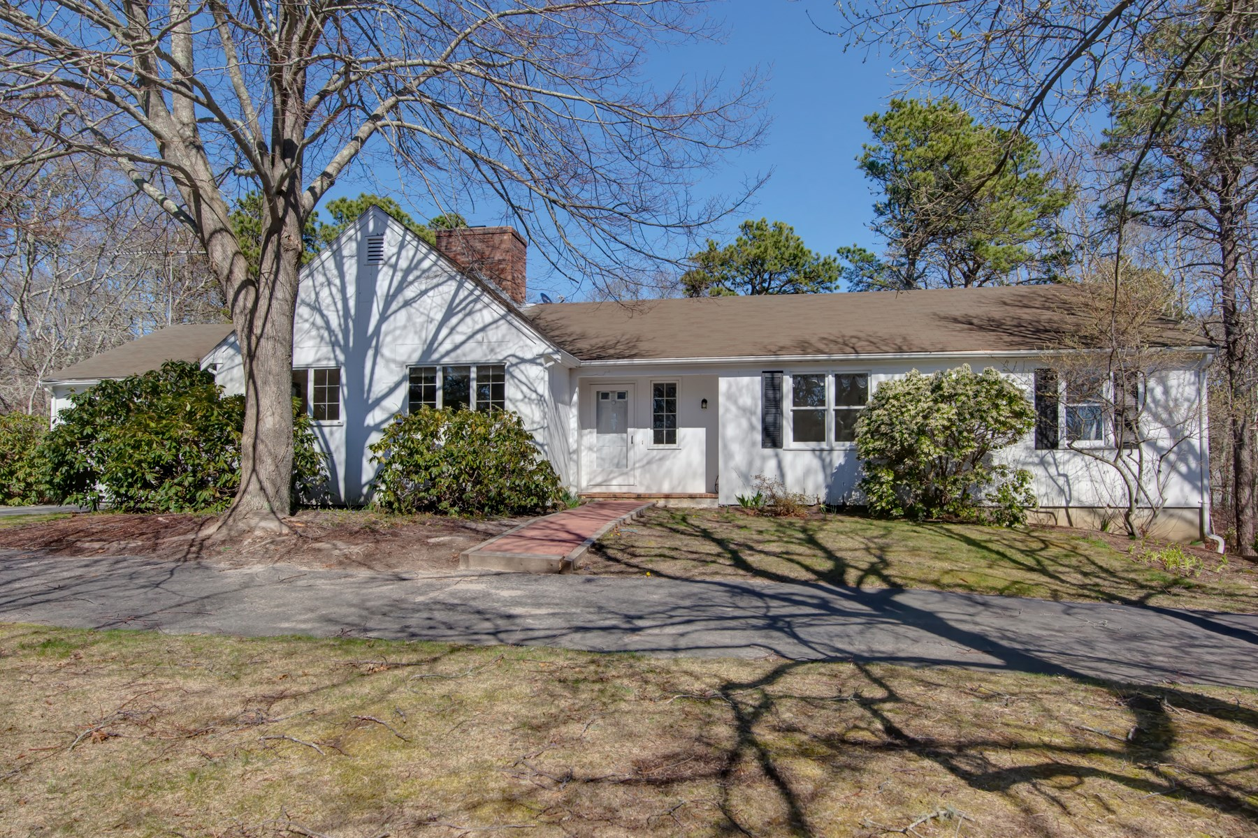 Single Family Home for Sale at Cozy Ranch on an Acre 156 Palomino Drive Barnstable, Massachusetts, 02601 United States