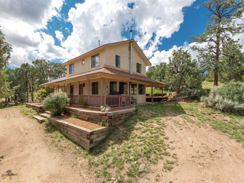 Single Family Home for Sale at 19-B Calle Marisol Santa Fe City Southeast, Santa Fe, New Mexico 87505 United States
