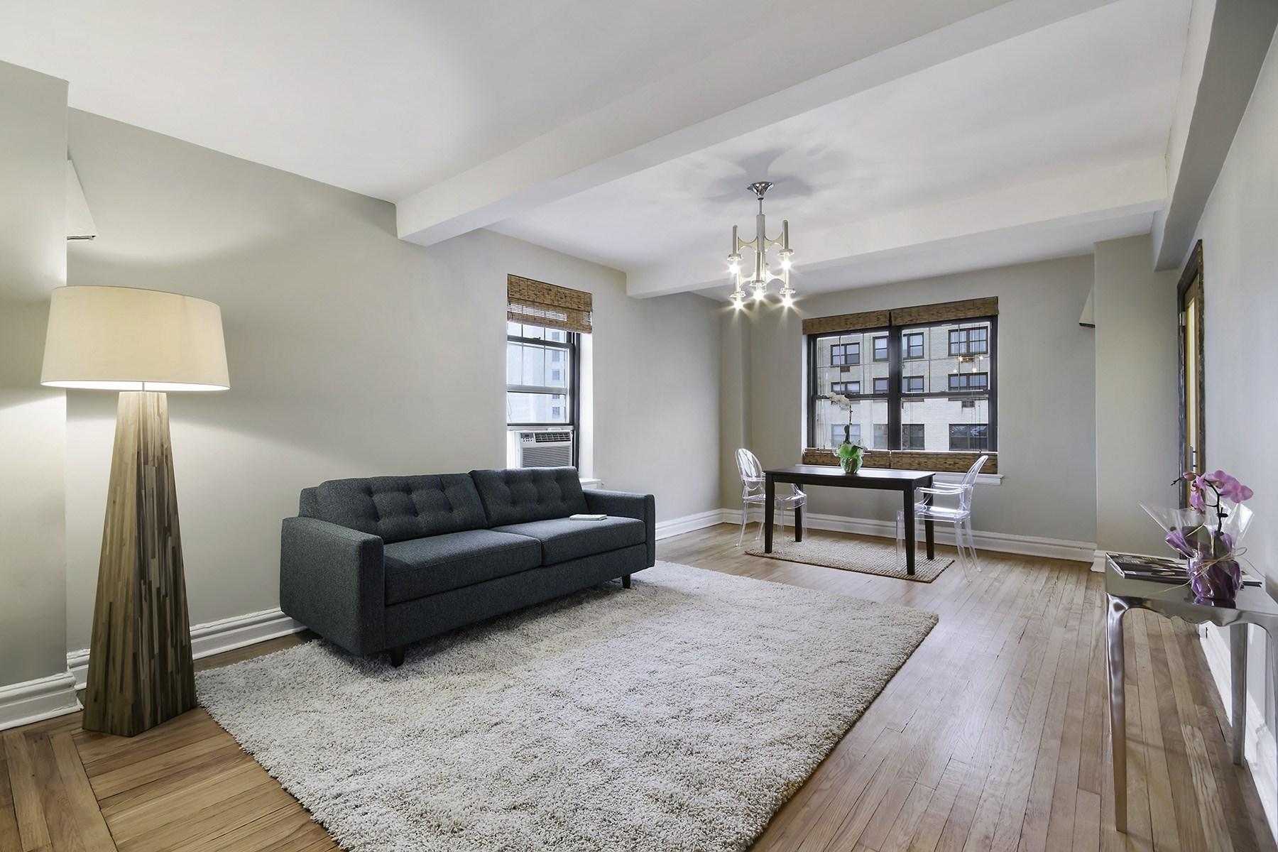 Кооперативная квартира для того Продажа на 200 East 16th Street, 12L 200 East 16th Street Apt 12L New York, Нью-Йорк, 10003 Соединенные Штаты