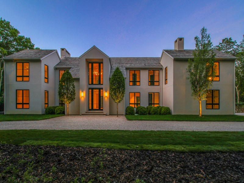 Single Family Home for Sale at Modern Magnificence Water Mill North, Water Mill, New York 11976 United States