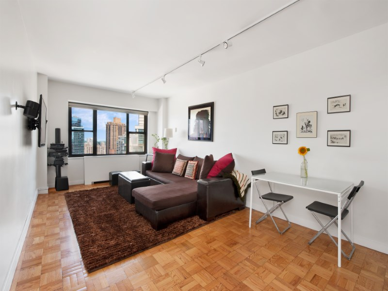 Condominium for Sale at Lincoln Center Sought-After One Bedroom 20 West 64th Street Apt 32g New York, New York 10023 United States