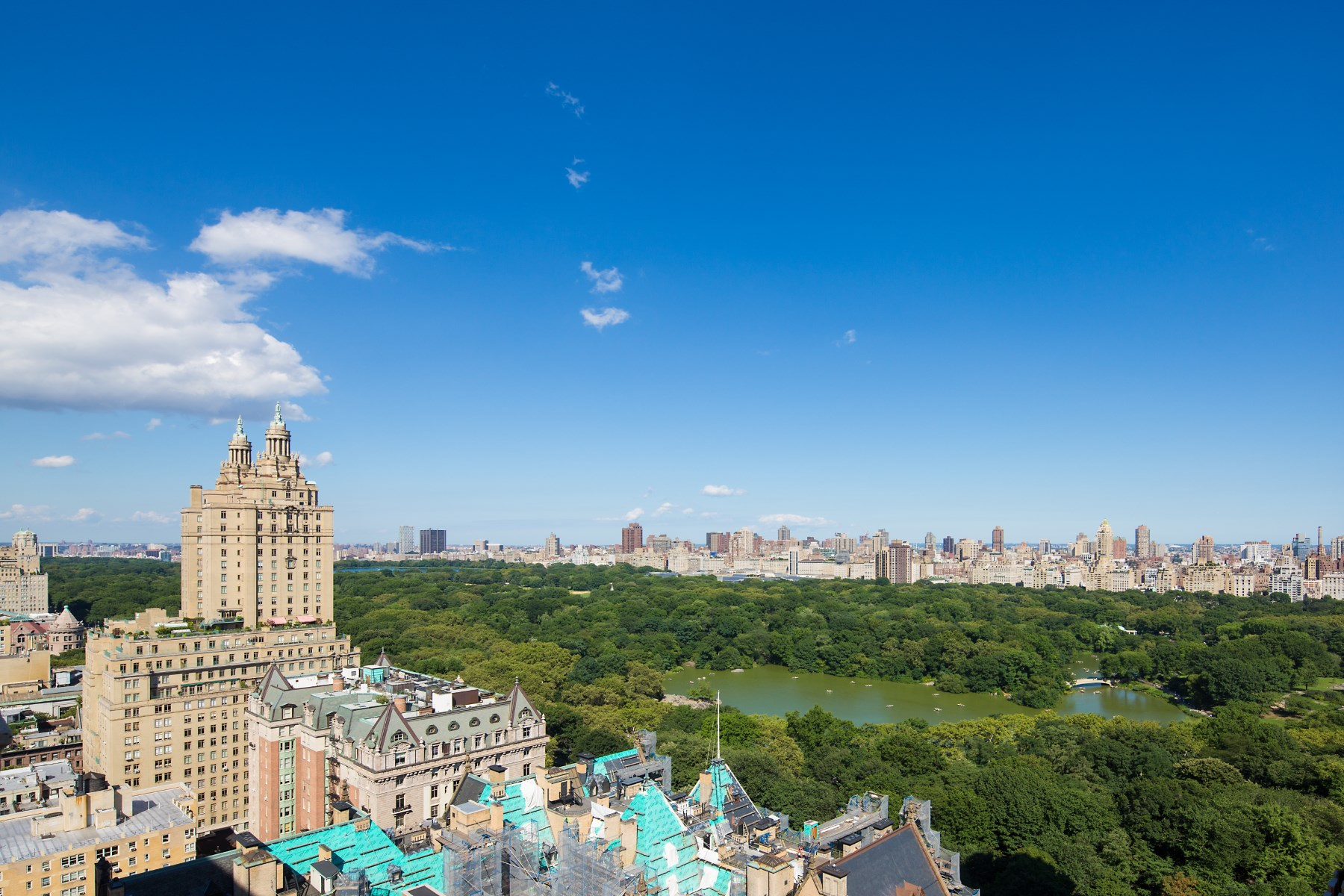Société civile immobilière pour l Vente à Central Park West Triplex with Terrace 12 West 72nd Street Apt 27B Upper West Side, New York, New York, 10023 États-Unis