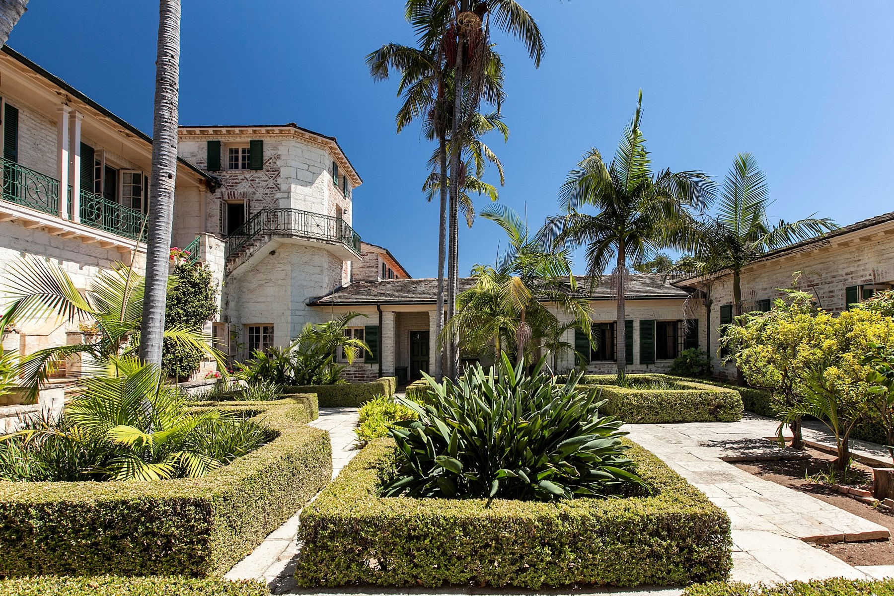 獨棟家庭住宅 為 出售 在 Rancho San Carlos 2500 East Valley Road Montecito - Upper Village, Montecito, 加利福尼亞州, 93108 美國