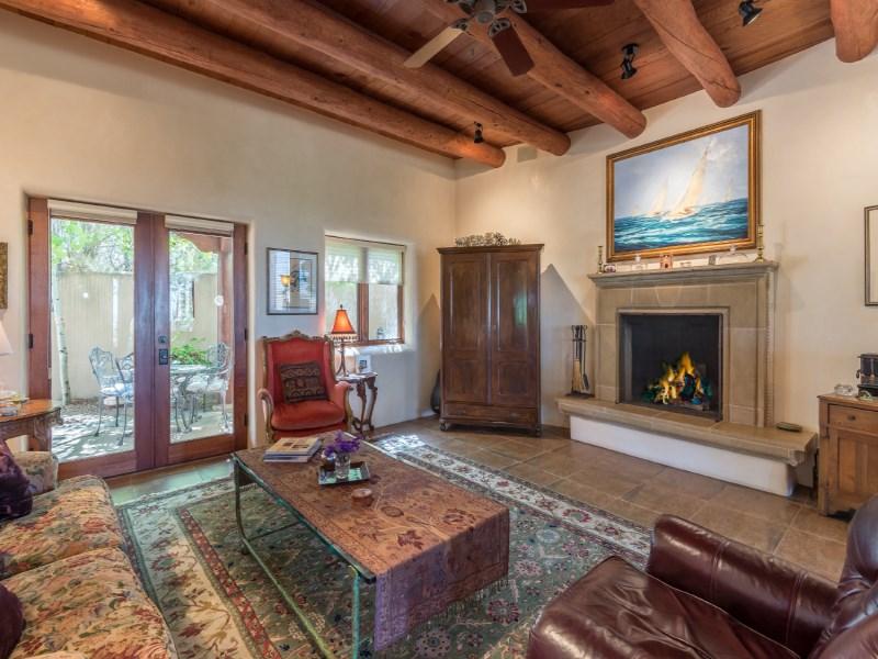 Single Family Home for Sale at 416 Kachina Court Santa Fe City Northeast, Santa Fe, New Mexico 87501 United States
