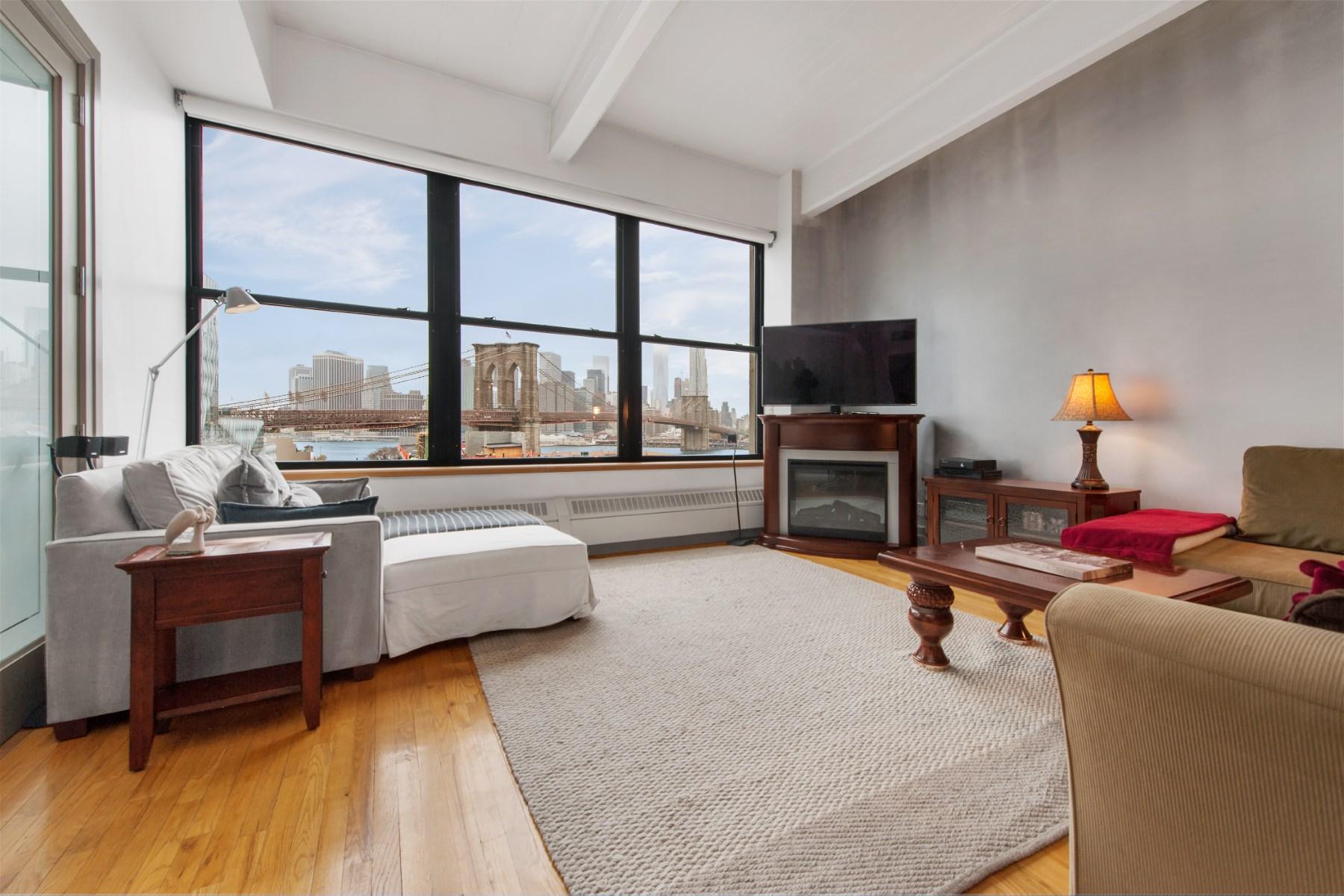 Property For Sale at Stunning Brooklyn Bridge Views