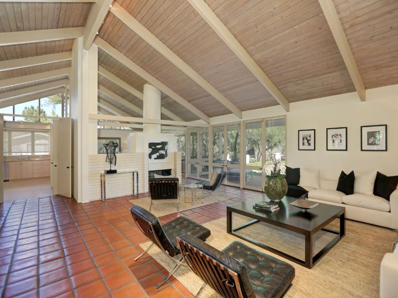 Property For Sale at Stunning Mid-Century Bel Air Residence
