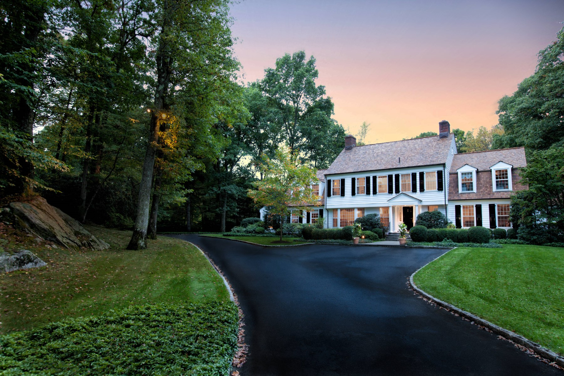 Single Family Home for Sale at 61 Baldwin Farms South, Greenwich South Of Parkway, Greenwich, Connecticut, 06831 United States