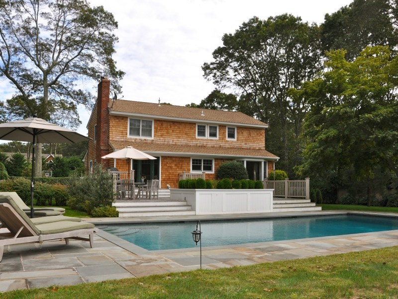 Property Of Beautiful East Hampton Home