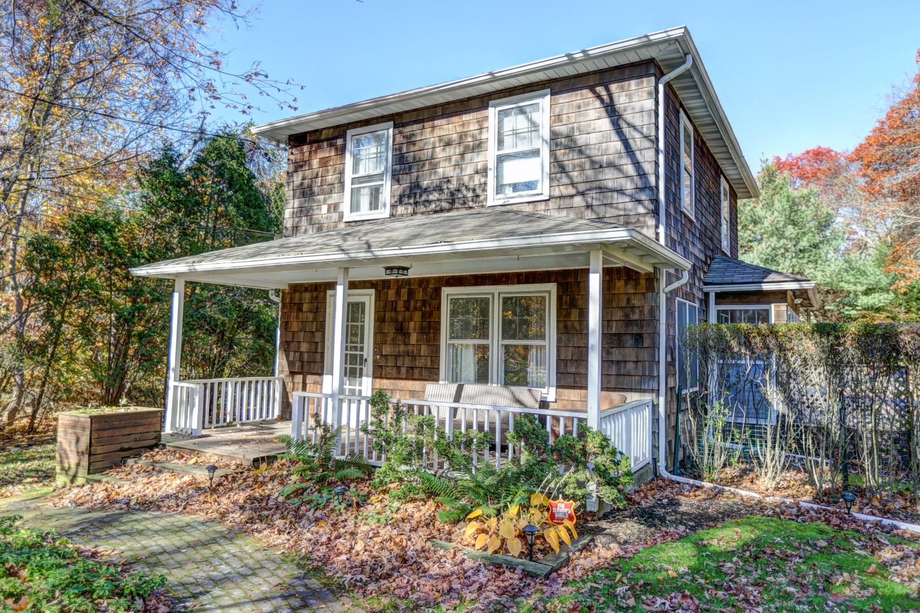 Casa para uma família para Locação às North Haven Waterfront Tradtional Southampton, Nova York, 11968 Estados Unidos