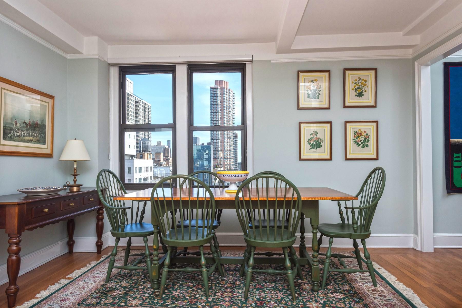 Кооперативная квартира для того Продажа на 205 East 78th Street, Apt. 19T 205 East 78th Street Apt 19T New York, Нью-Йорк, 10075 Соединенные Штаты