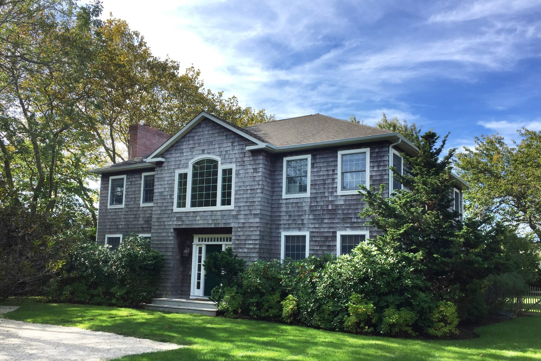 Multi-Family Home for Sale at Hedges Lane Compound - A Rare Offering 82, 86 And 90 Hedges Lane Amagansett, New York, 11930 United States