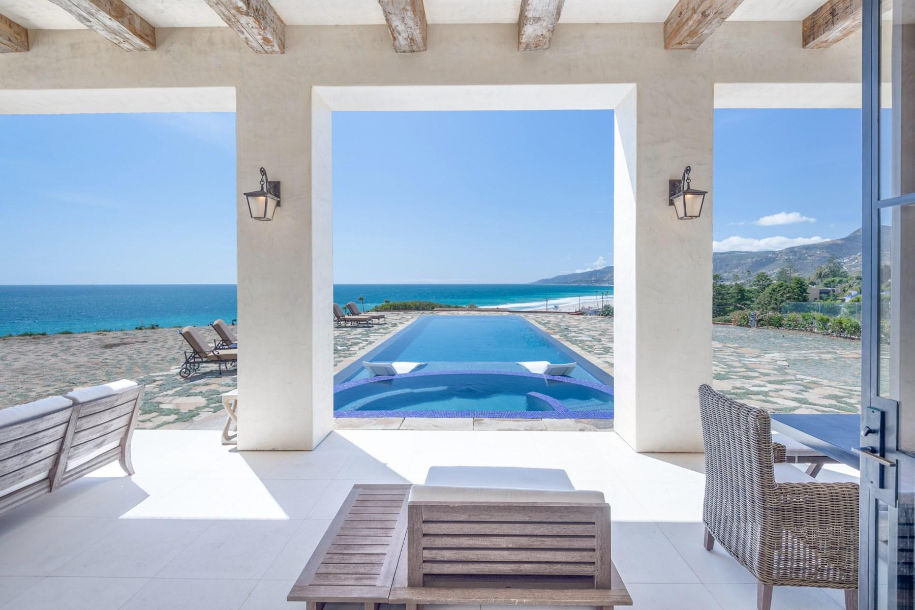 Outros residenciais para Locação às Villa Sogno - Malibu Malibu, Califórnia, 90265 Estados Unidos