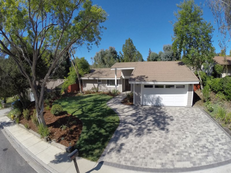 Single Family Home for Sale at Newly Remodeled Single Story 1493 Valecroft Avenue Westlake Village, California 91361 United States