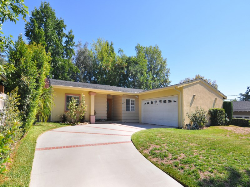 Property For Sale at Single-Level in The Meadows of Altadena