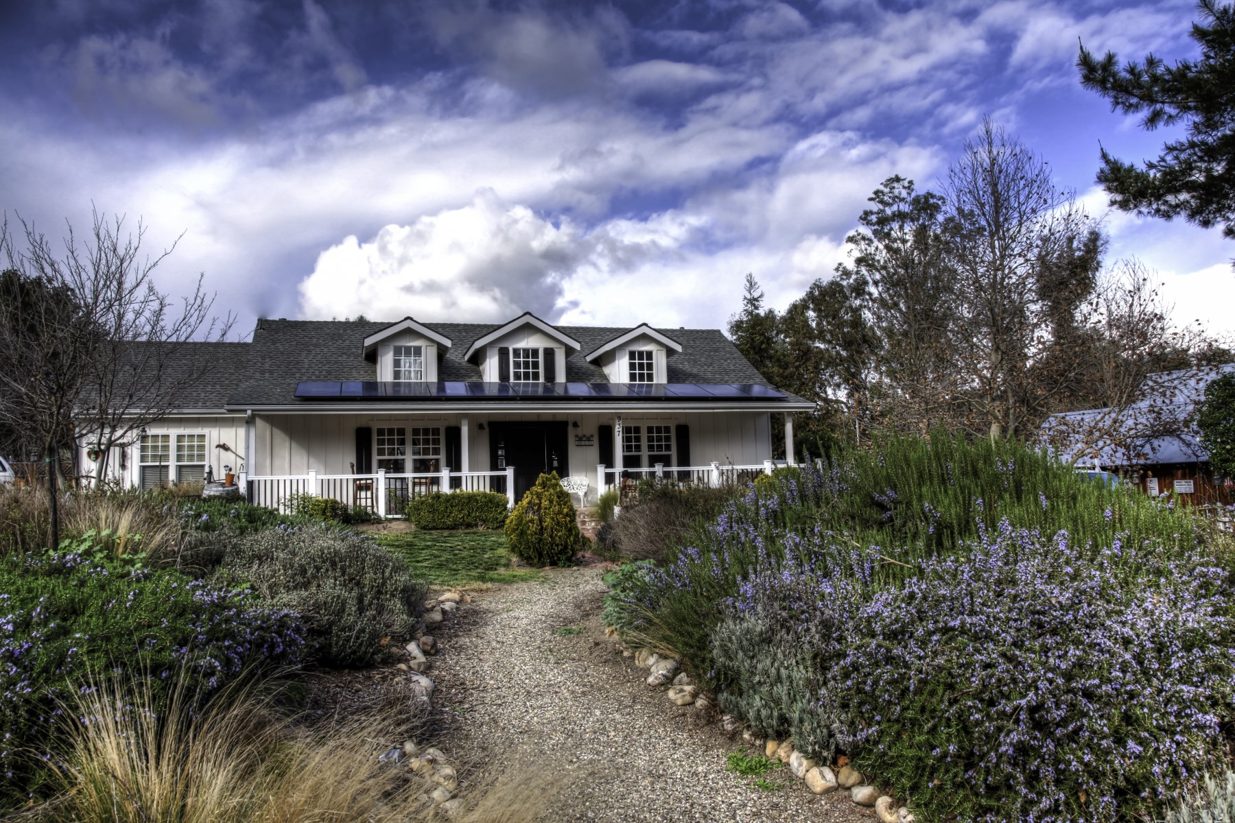 Single Family Home for Sale at Fredensborg Farmhouse Solvang, California 93463 United States