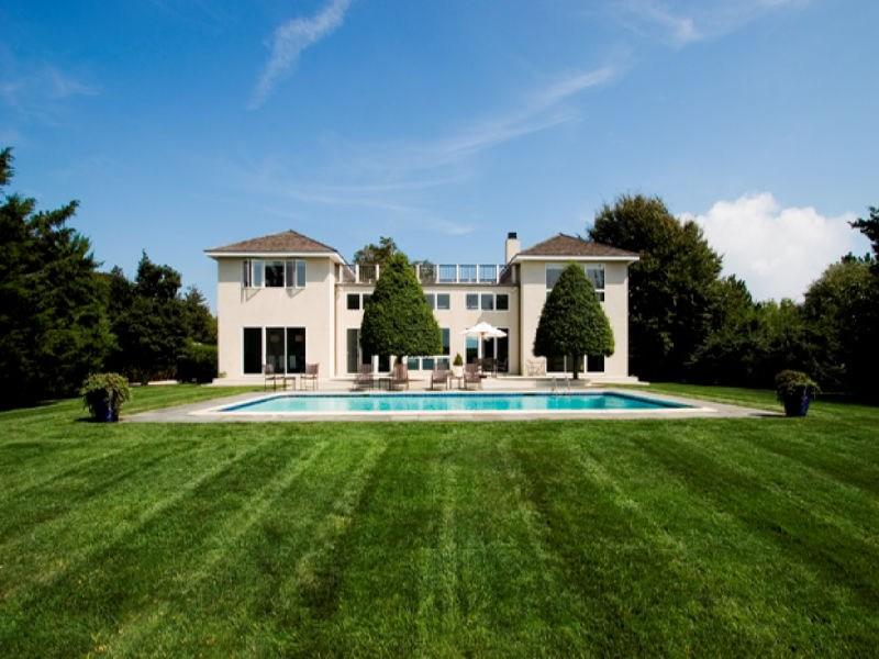 Single Family Home for Rent at Extraordinary Mediterranean Villa Water Mill, New York 11976 United States