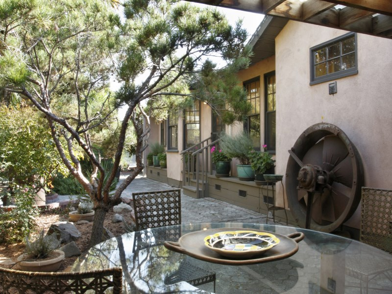 Property For Sale at Artists' Wine Country Live/Work Oasis