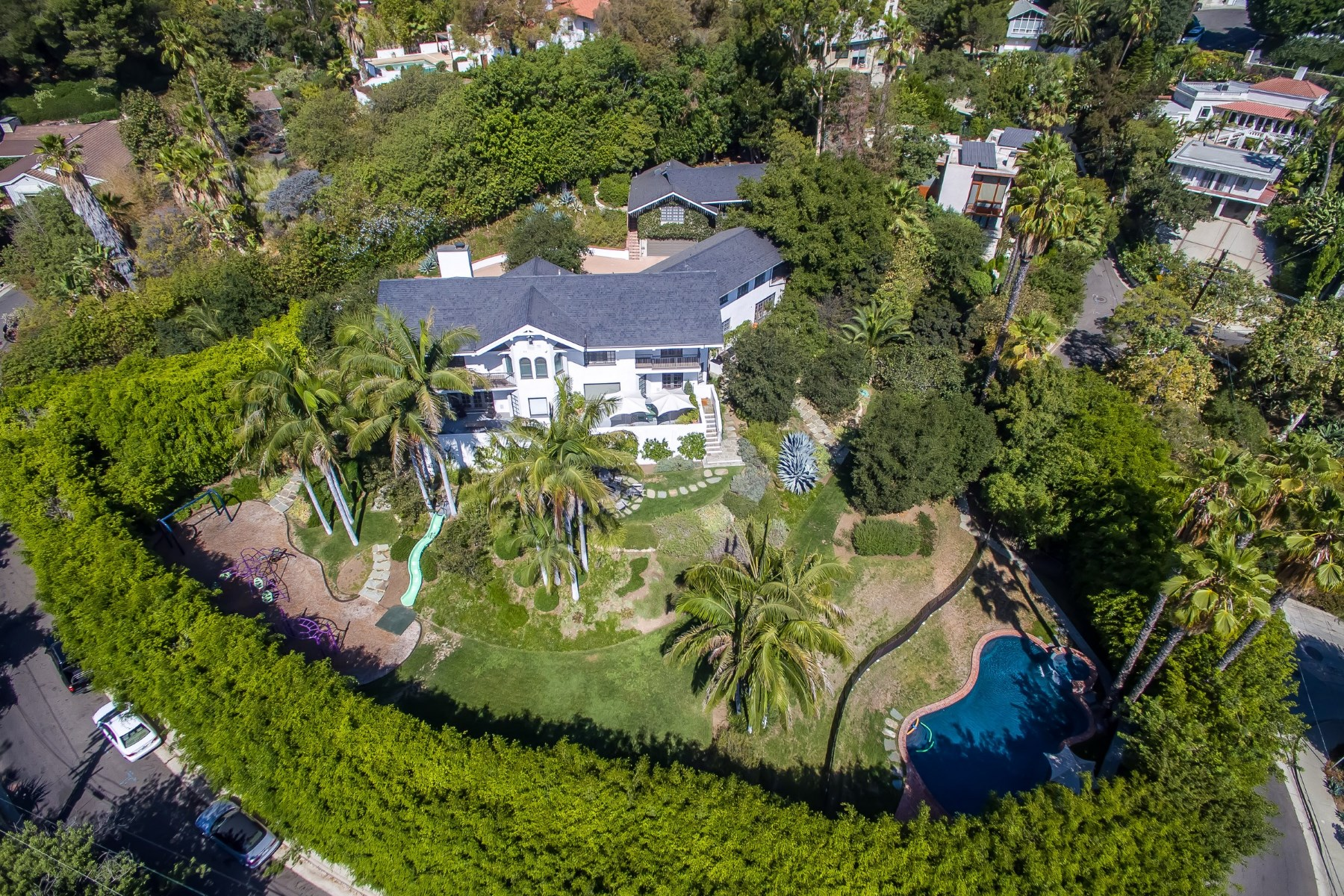 sales property at The Los Feliz Estate that Everyone Wants