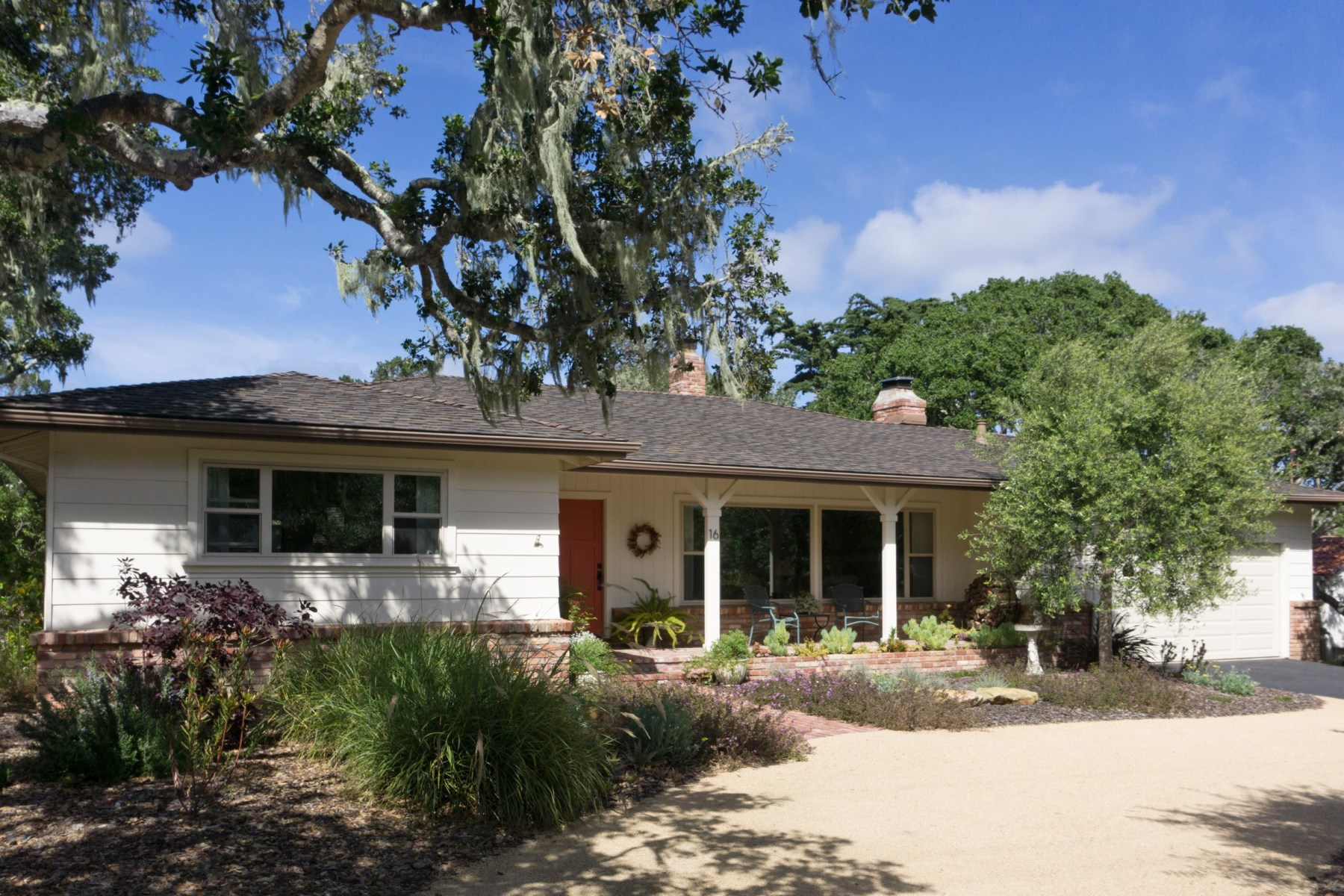 Single Family Home for Sale at Fantastic Floor Plan and Grounds 16 El Caminito Del Sur Monterey, California, 93940 United States