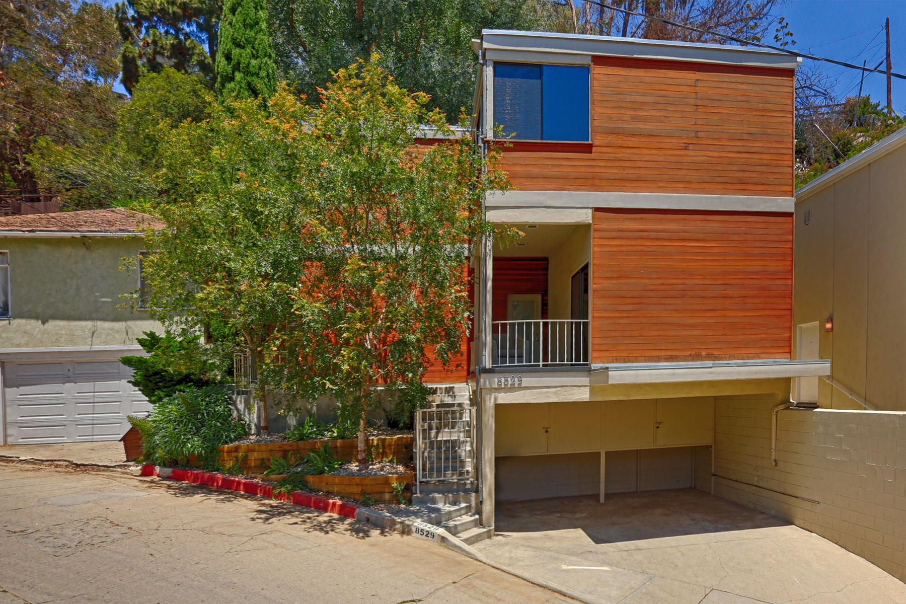open-houses property at Laurel Canyon Mid-Century with Views