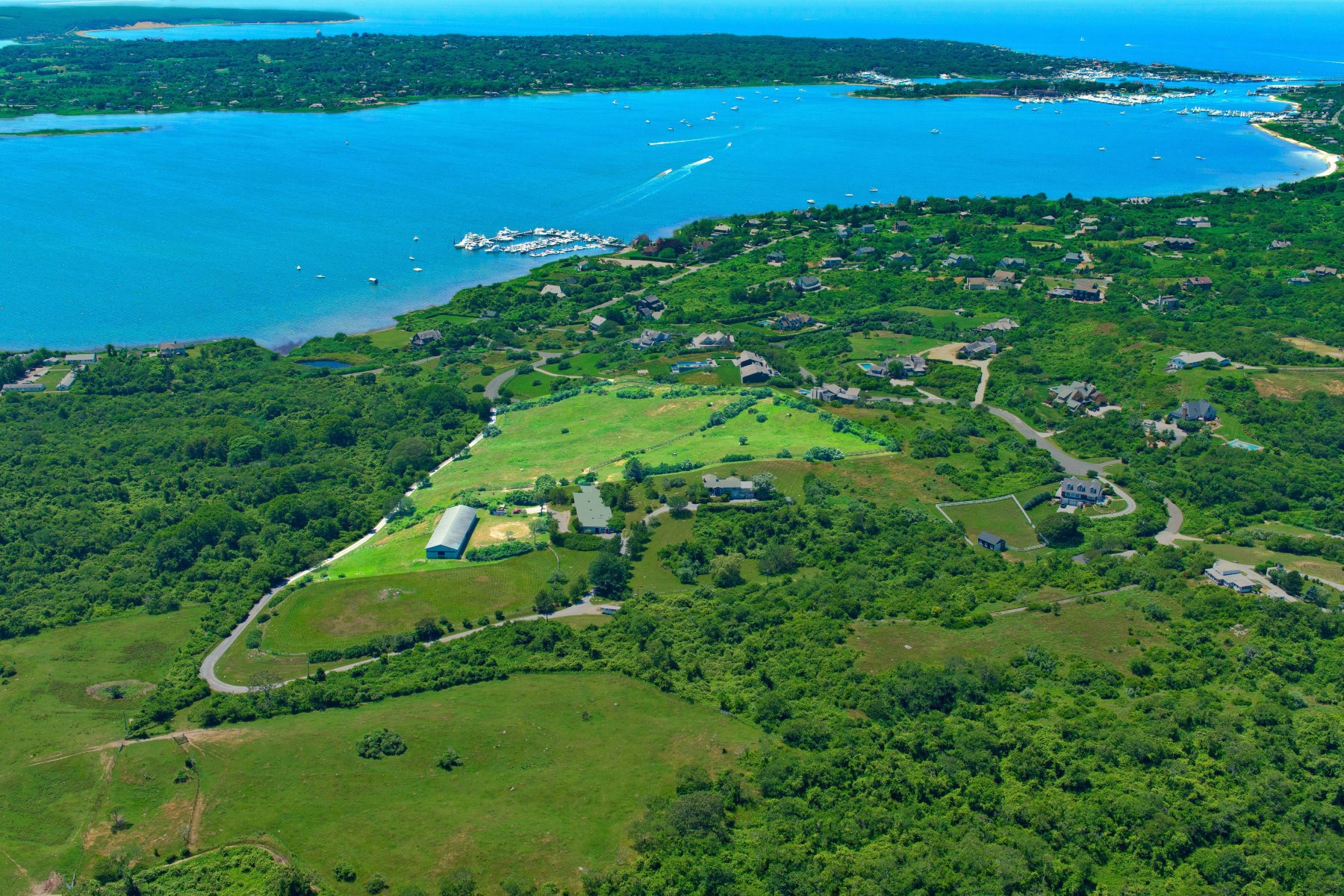 Land for Sale at Startop Ranch Last 8 Acre Property 107 And 101 Startop Drive South Montauk, New York, 11954 United States